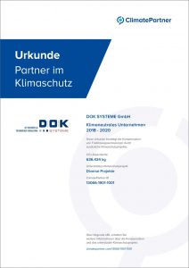 DOK_Klimaschutz_Urkunde_2020